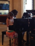 Noor and Natalie - Piano Duet