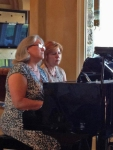 Sandra and Jill - Piano Duet